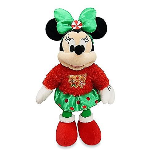 peluche Mickey Minnie Paperino Serie di Natale Giocattolo Peluche Bambola Natale Ragazzo Ragazza Regalo Di Compleanno