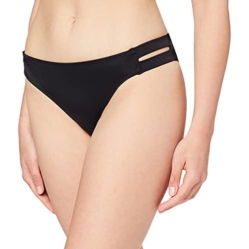 Dorina Casablanca Maillot De Bain Bikini Slip, Nero (Black V00), 135 (Taglia Produttore: L 44/46) Donna