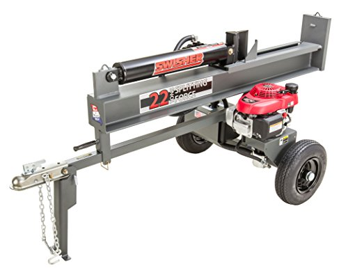 Buy Discount Swisher LSRH4422 Log Splitter, Gray