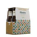 Alhambra - Especial Cerveza Dorada Lager, 5.4% Volumen de Alcohol - Pack de 6 x 25 cl