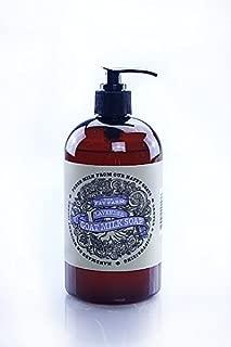 The Fay Farm's Organic Lavender Liquid Goat Milk Soap - 16 Oz.