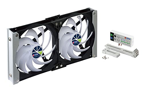Titan- TTC-SC20 Kühlschranklüfter IP55...