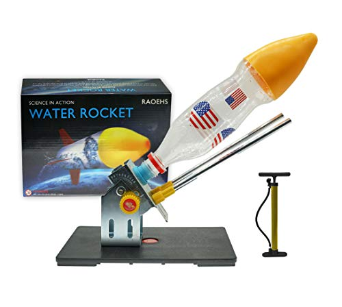 Water Rocket Launcher for Kids,Strong Materials...