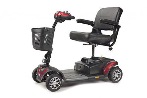TGA Mobility Zest, ZestHD & Zest Plus Portable 4 mph Mobility Scooters