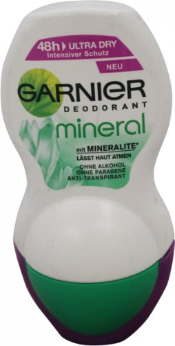 Garnier Deodorant mineral ultra dry 48h 50ml