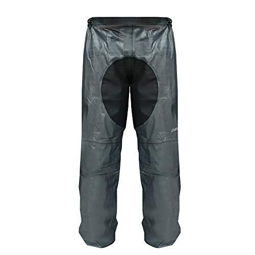 Chiba–Pantaloncini da Corsa Pantaloni Prestazioni, Poliestere, Uomo, Race Performance, Black, XXL