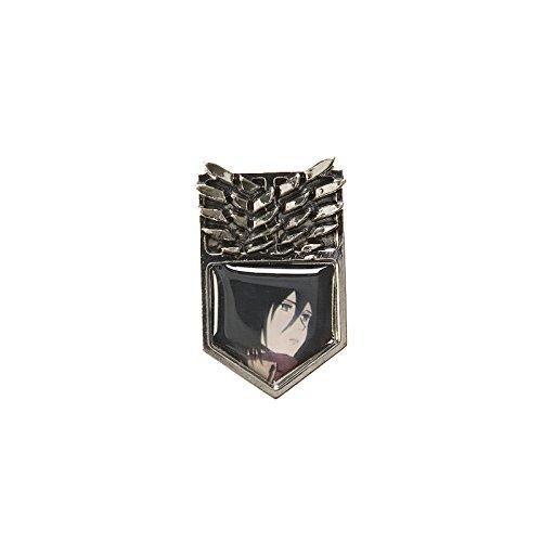 Attack on Titan Pin Collection - Mikasa Pin