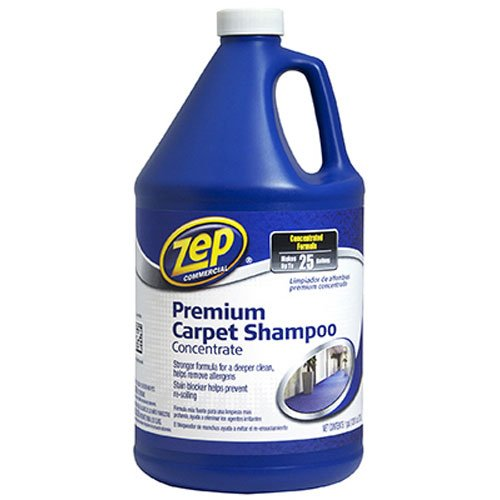 ZEP Carpet Shampoo, 1 Gallon