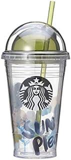 Starbucks スターバックス ロゴコールドカップ タンブラー ダブルウォール ドームリッド 473ml(16oz) スタバタンブラー