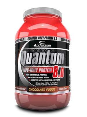 Anderson Quantum 9.0 Proteínas de Suero de Leche W.P.I. Isolated - 800 gr