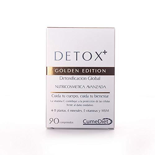 Cumediet Detox+ Golden 90 Comprimidos - 1 unidad
