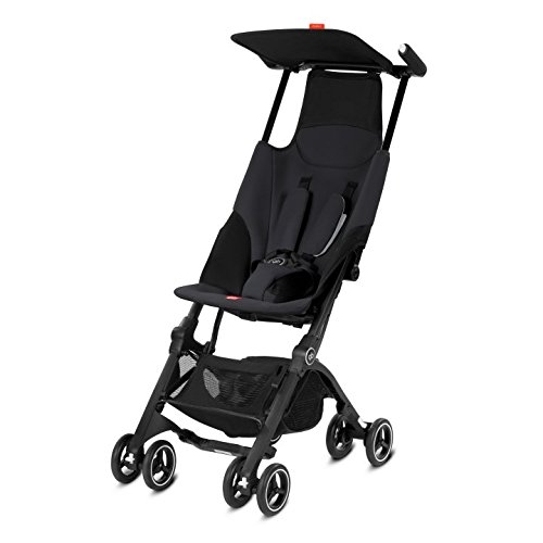 Poussette Ultra Compacte gb Pockit Satin Black