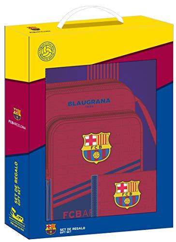 FCB FC Barcellona corporativa Ufficiale Set Regalo 280x 60x 350mm