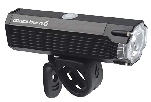 Blackburn 7097039 Iluminación Frontal LED - Luces de Bicicleta (Iluminación Frontal, Negro, IP67, LED, Batería, 12 h)