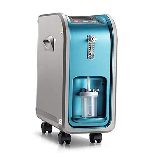 MAXAudio Inhalador de oxígeno con atomizador Oxígeno doméstico Anciano Generador de oxígeno...