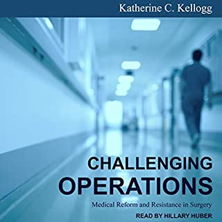 Challenging Operations audiobook cover art