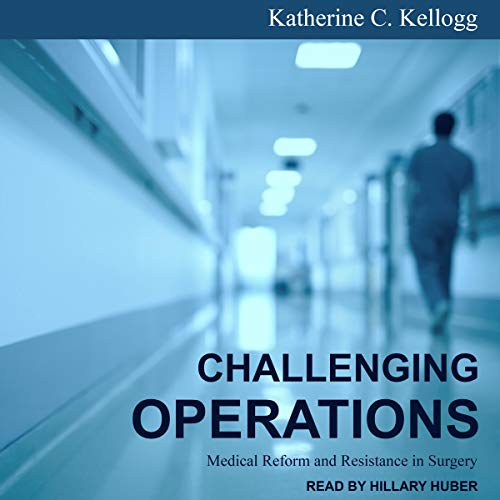Challenging Operations cover art