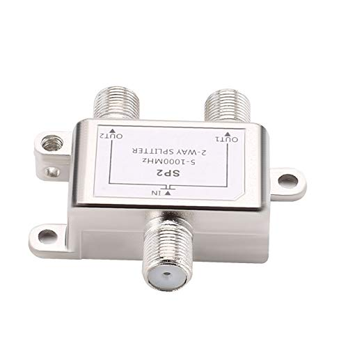 SP22 Kabel Splitter Satellit Multiswich CATV Signal Mixer Digitale Satelliten Kombinierer Diplexer VHF UHF