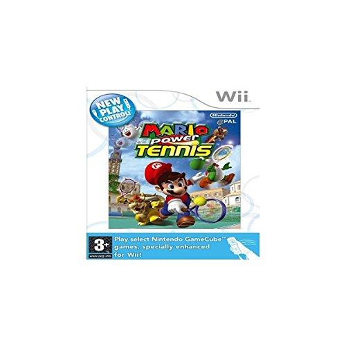 Mario Power Tennis -New Play Control- [Spanisch Import]