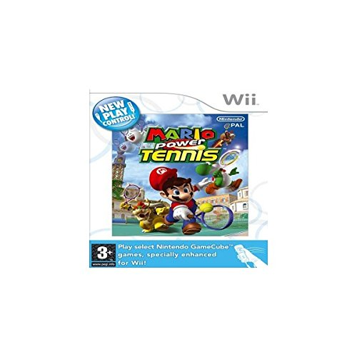 Mario Power Tennis -New Play Control- [Spanisch Import]