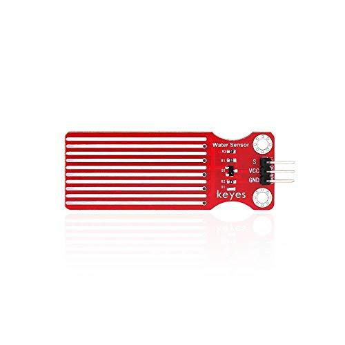 Durable Altura de Profundidad de la Superficie líquida de detección del módulo del Sensor de Nivel de Agua de Lluvia para DC 3V-5V 20mA