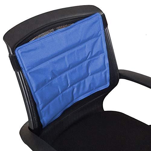 HPXfresh Kühlkissen XL | Kühlmatte | Kältekissen | Sitzkühler | natürlicher Kühleffekt | reaktivierbar (Blue)