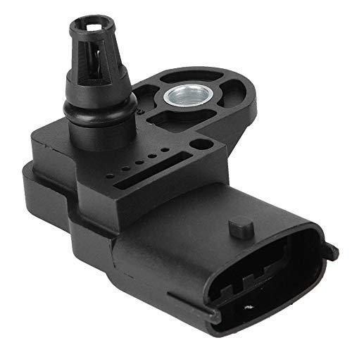 Collettore Assoluto Sensore Pressione MAP Sensore Pressione Aria Aspirata 0281002456 per BRAVO II 198 / IDEA/STILO 192 / PANDA 169 / PANDA Van 169 / PUNTO 188 / YPSILON 312 846
