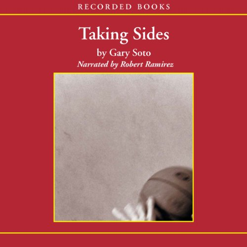 Taking Sides audiobook cover art