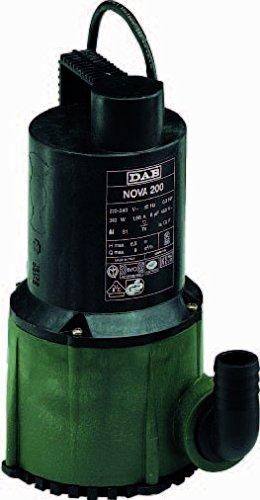 DAB Nova 200M-NA dompelpomp, zonder vlotters, 220 W, aansluiting 1 1/4