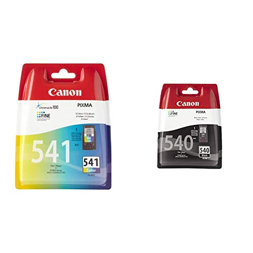 Canon CL-541 Cartucho de tinta original Tricolor para Impresora de Inyeccion de...