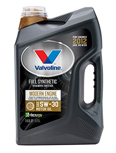 Valvoline Modern Engine SAE 5W-30 Full Synthetic Motor Oil 5 QT