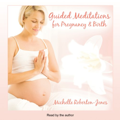 Guided Meditations for Pregnancy & Birth cover art