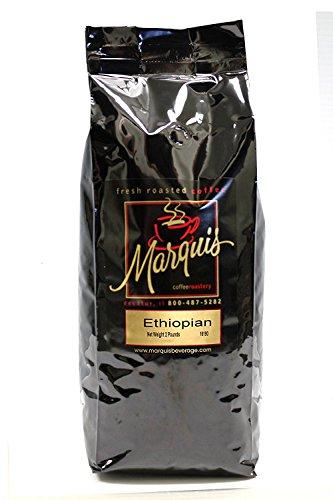 Ethiopian Yirgacheffe Whole Bean Coffee 2 lb bag