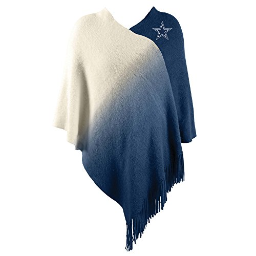Littlearth NFL Dallas Cowboys Dip Dye Poncho
