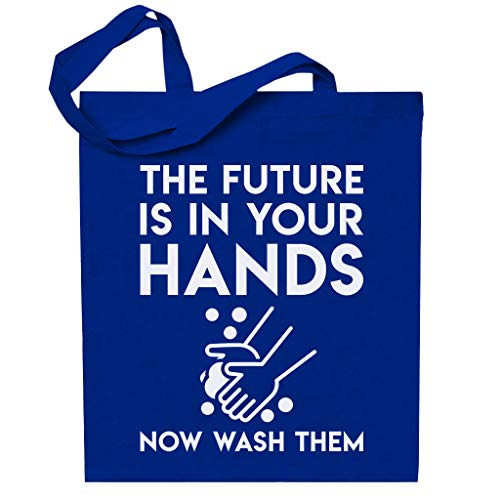 Cloud City 7 Pandemic Hygiene Funny Quote Totebag