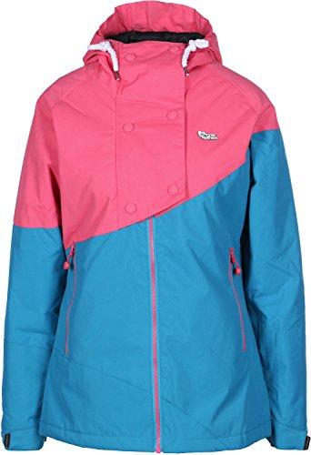 Horsefeathers Damen Momo Jacke, pink blau, XS EU