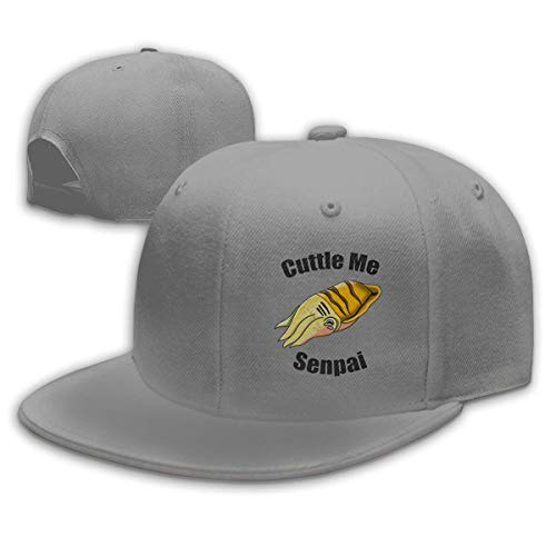 Cuttle Me Senpai Adjustable Cotton Baseball Cap