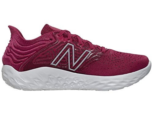 New Balance Men's Fresh Foam Beacon V3 Running Shoe, Neo Crimson/Neo Flame, 7