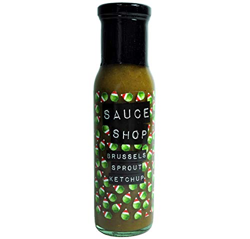 Sauce Shop Brussels Sprout Ketchup, 255g