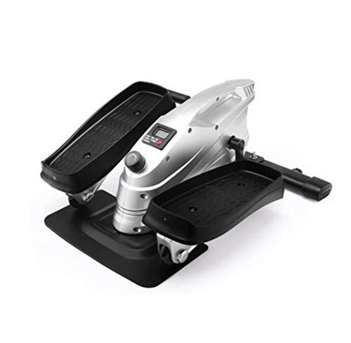 Multifuncional escaladora elíptica paso a paso paso a paso caminadora hogar pedal flaca máquina de escalada en la pierna de silencio for adelgazar la cintura delgada aparatos de ejercicios multifuncio