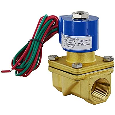 GC Valves S211GF02N5EG5 3/4^ WATER SOLENOID VALVE 120V by GC Valves
