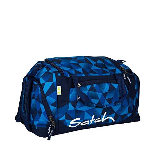 Satch Unisex SAT-DUF-002-9A2 Windeltasche, Blau