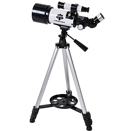 New WANGLXST Astronomical Telescope 70mm Aperture Refractor Telescope Kids and Astronomy Beginners, ...