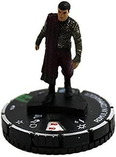 Heroclix Star Trek Away Team Romulan Commander #014