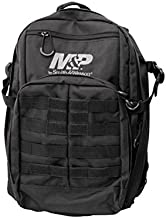 Smith & Wesson M&P Duty Series Small Backpack with Weather Resistance, Ballistic Fabric Construction and MOLLE for Hunting, Range, Travel and Sport