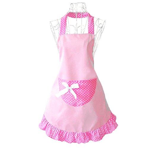 Hyzrz Women Apron Pink