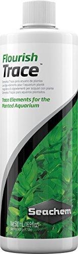 Seachem Flourish Trace Complément pour Plantes d'aquarium – Pack de 25 x 250 ML