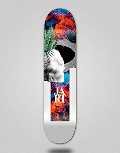 Jart Skateboard Deck Abstraction 8.0x31.44