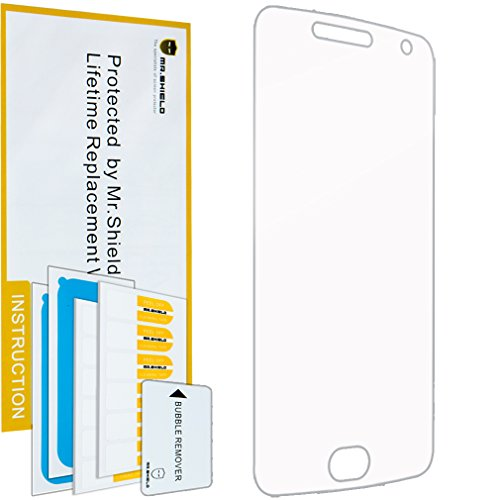 [5-PACK] Mr.Shield For Motorola Moto G5 Plus Anti-glare [Matte] Screen Protector with Lifetime Replacement