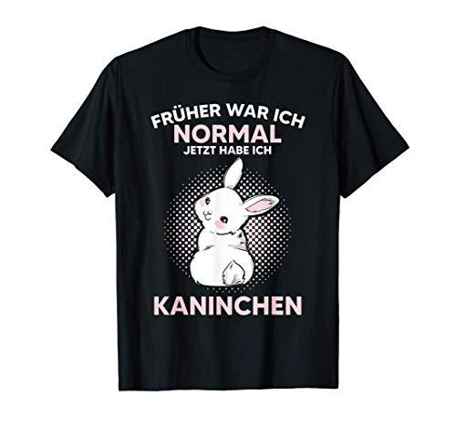 Hase Karnickel Kaninchen Stallhase Geschenk T-Shirt